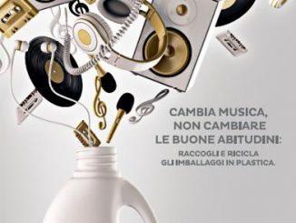 Corepla al Festival di Sanremo per l'educazione ambientale
