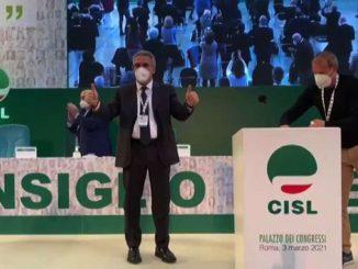 """Sbarra nuovo leader della Cisl: """"Serve un nuovo patto sociale"""""""