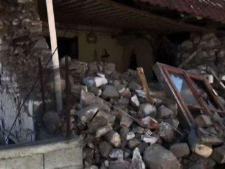 Forte sisma in Grecia, gente in strada. Avvertito anche in Puglia