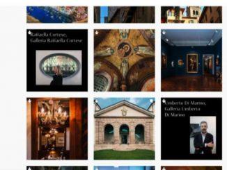 Un viaggio in Italia con le gallerie d'arte: il progetto ITALICS