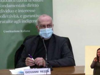 Covid, Rezza:vaccino AstraZeneca a over 65 opzione da considerare