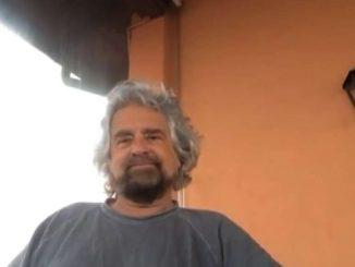 """La provocazione di Grillo: """"Io segretario elevato del Pd"""""""
