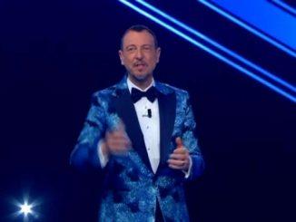 Amadeus ringrazia Rai Italia: il Festival trasmesso nel mondo