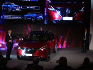 Nuovo Nissan Qashqai, la terza generazione è tutta elettrificata