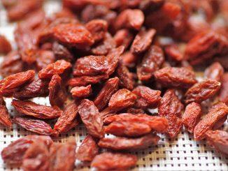 Ritirati dal commercio lotti di bacche di goji: pesticida in eccesso