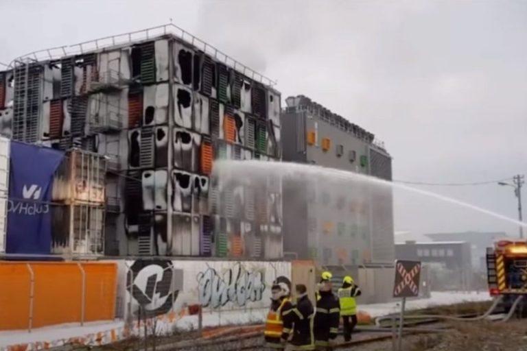 Incendio datacenter Strasburgo