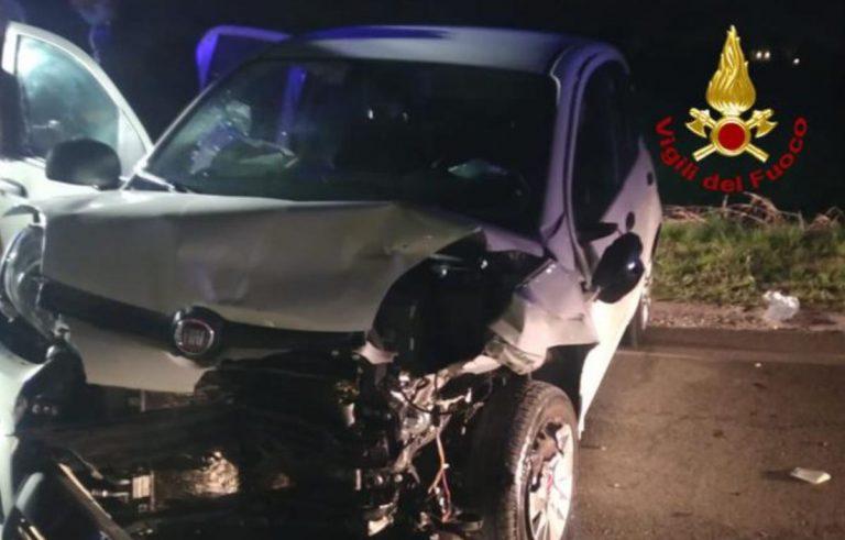 Incidente a Malo, due persone ferite