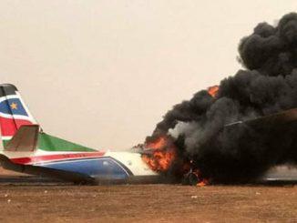 Incidente aereo in Sudan