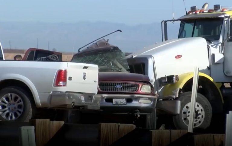 Incidente in California