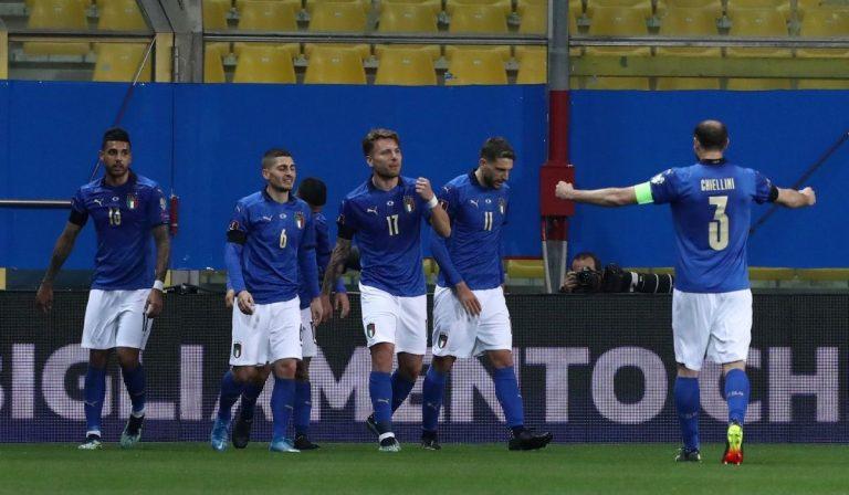 Italia batte Irlanda del Nord
