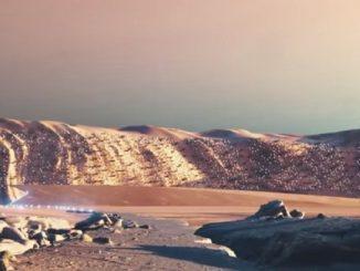 Una città su Marte, si chiamerà Nuwa e avrà 1 milione di abitanti