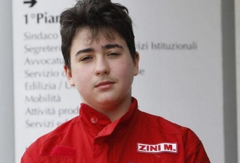 Il 15enne Matteo Zini nominato Alfiere della Repubblica