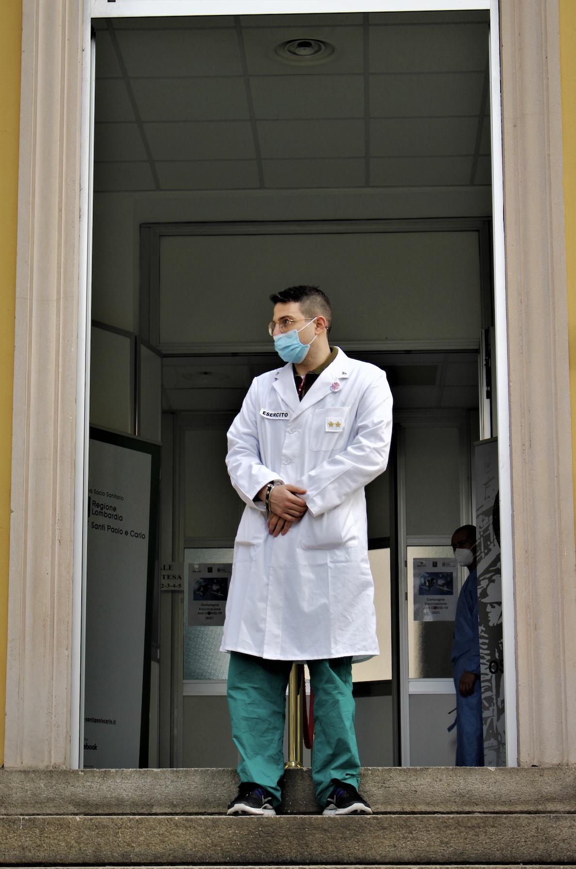 medico esercito