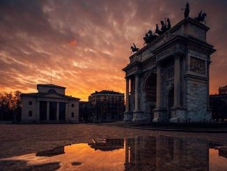 Milano zona rossa