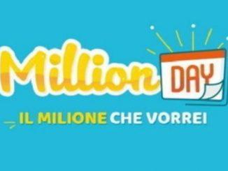 Million Day estrazione primo aprile 2021