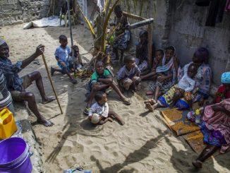 In 180 assediati dai jihadisti in un hotel del Mozambico