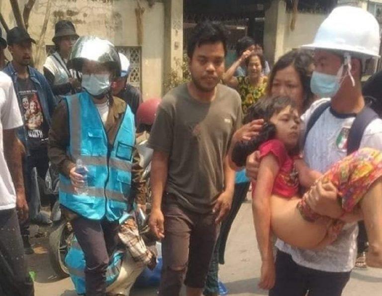 Carneficina in Myanmar per Giornata delle forze armate: 90 morti