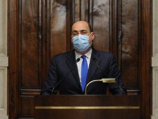 nicola zingaretti annuncia le dimissioni da segretario del pd