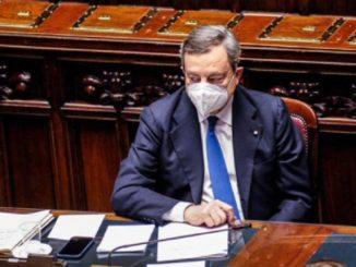 nuovo decreto Draghi