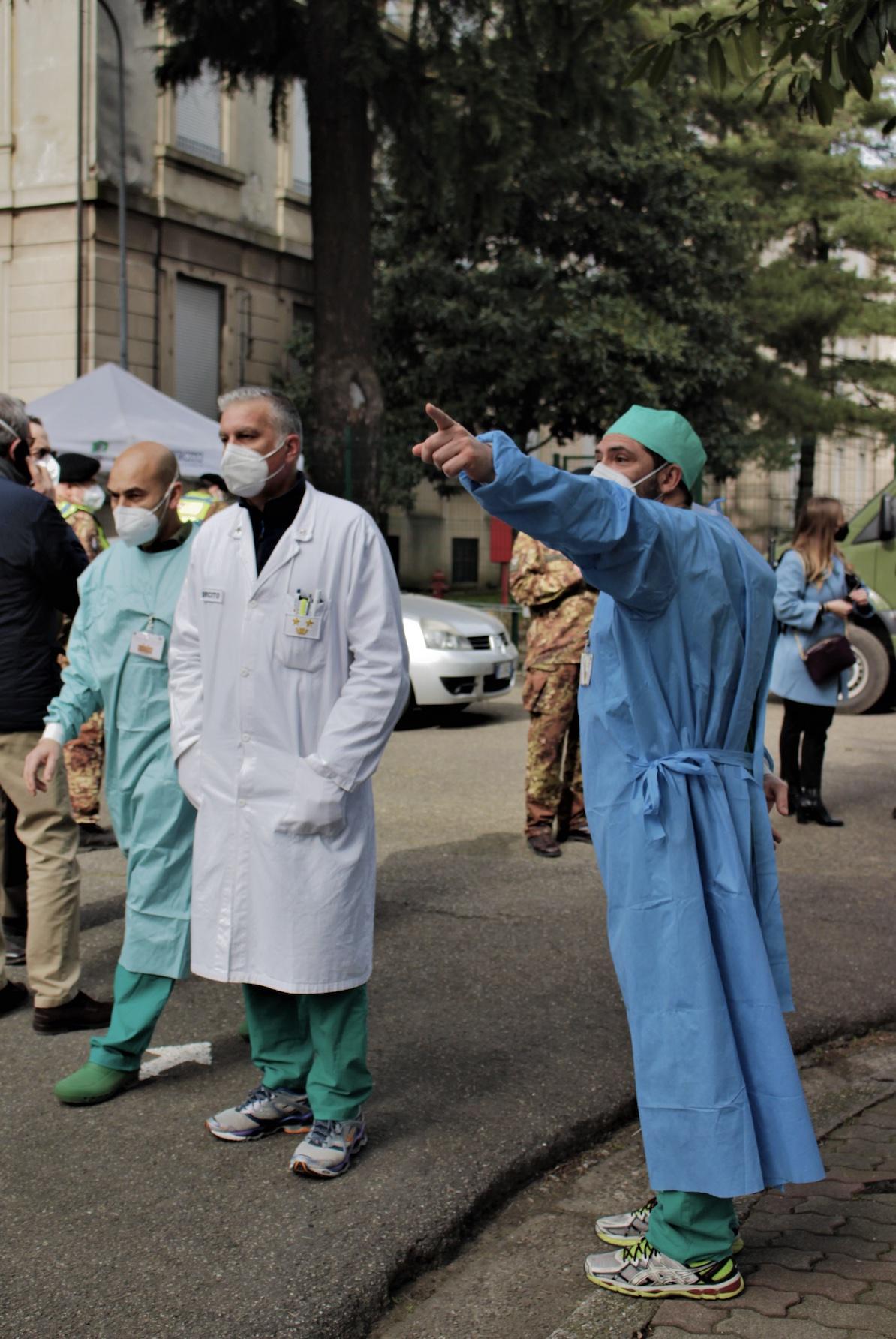 Ospedale militare Baggio