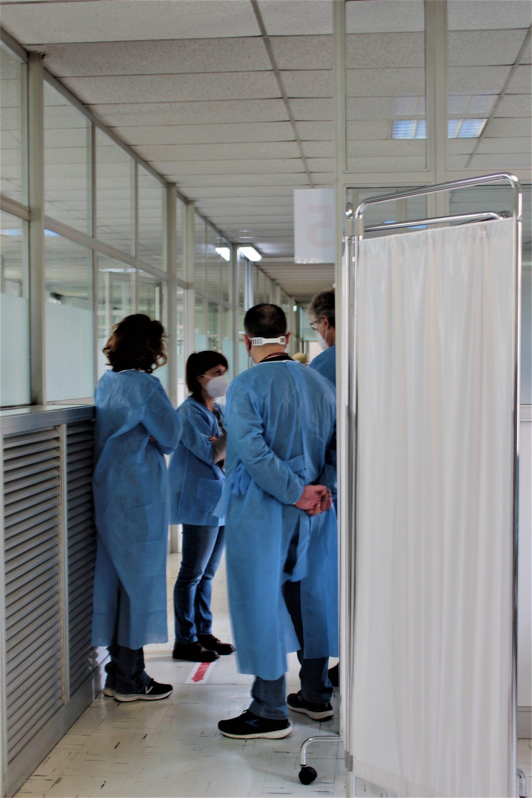 Ospedale militare Milano 2