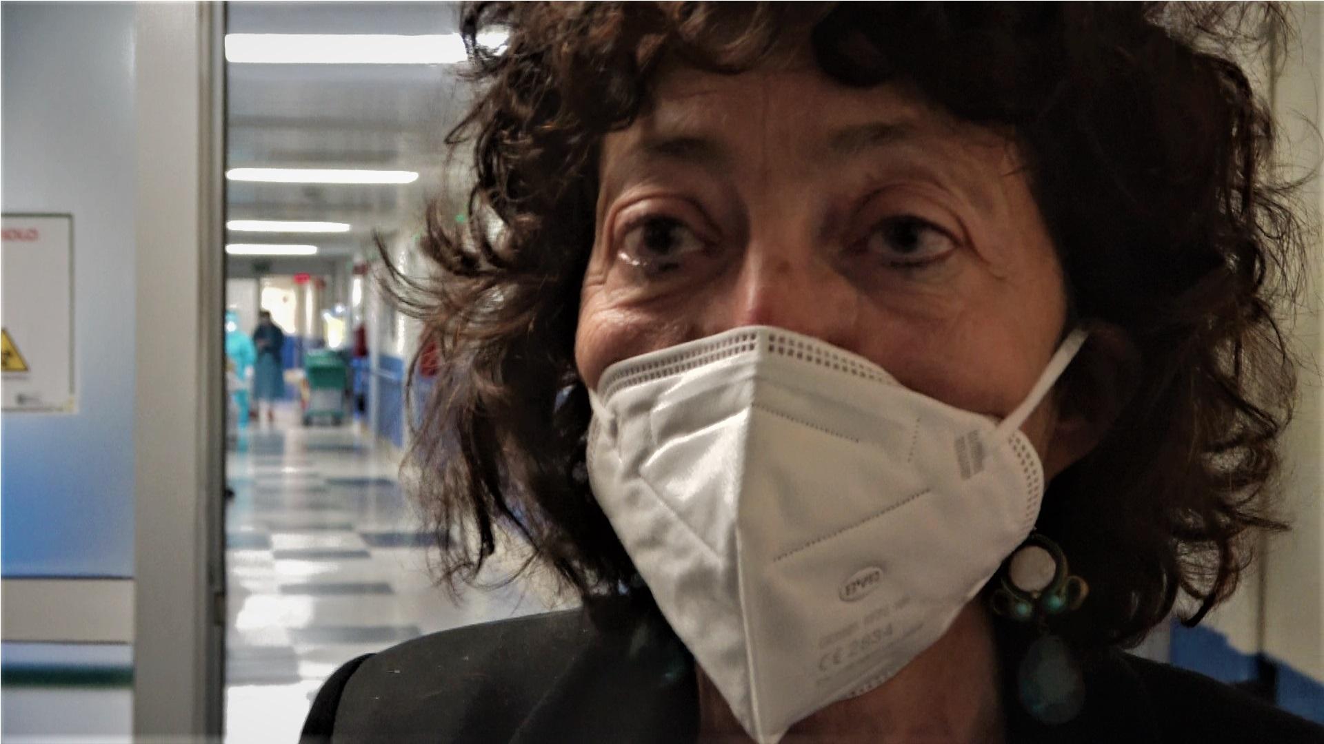 reparto malattie infettive ospedale San Paolo
