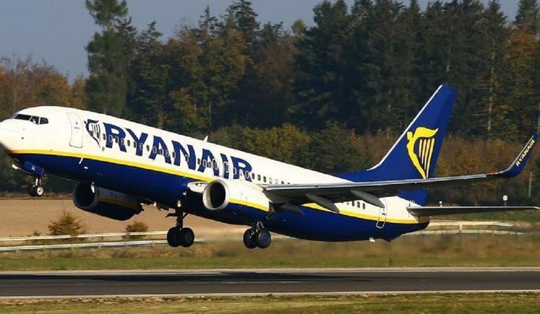 Nessun passaporto vaccinale sui voli Ryanair