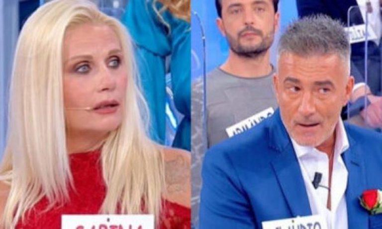 Sabina Claudio uomini e donne