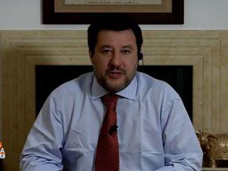 Salvini AstraZeneca