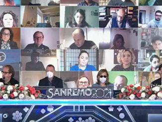 Sanremo conferenza stampa 5 marzo