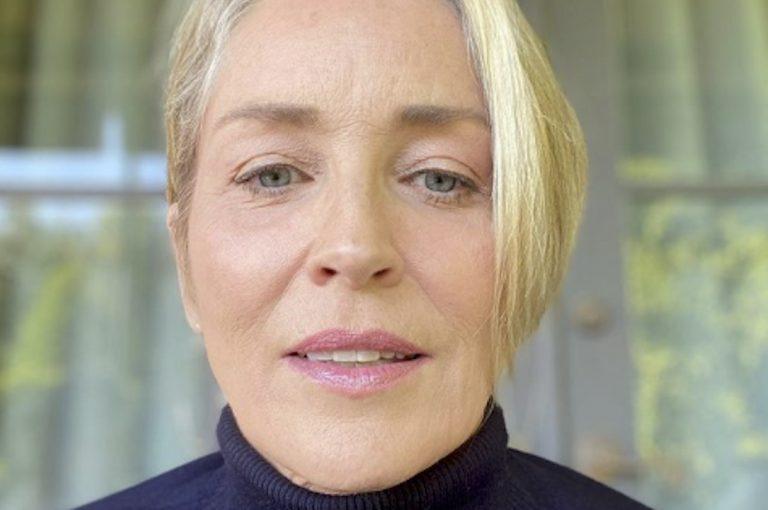 Sharon Stone chirurgo seno
