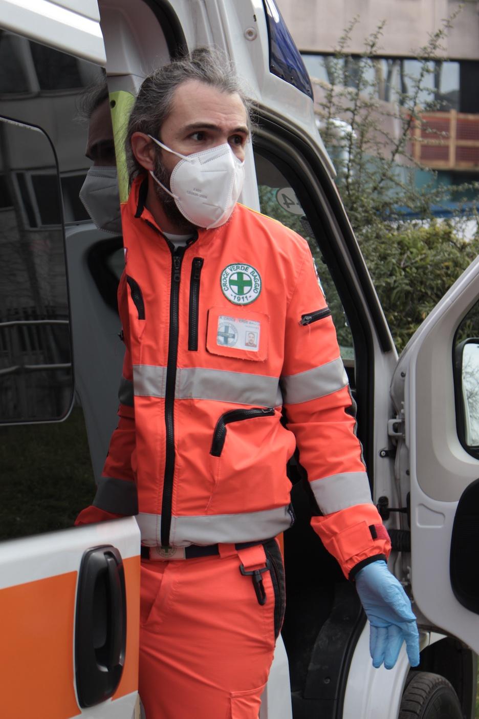 soccorritore 118 ospedale san carlo
