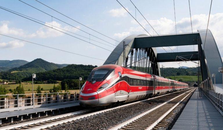 treno covid free milano roma come funziona