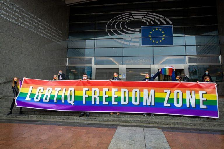 Ue zona di libertà LGBTIQ