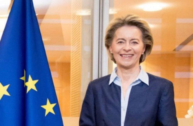 Europa nella terza ondata, lo dice von der Leyen