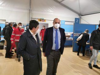 Partite nel Lazio le somministrazioni notturne del vaccino covid