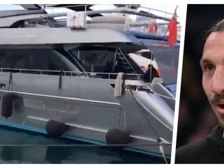 yacht ibrahimovic sanremo