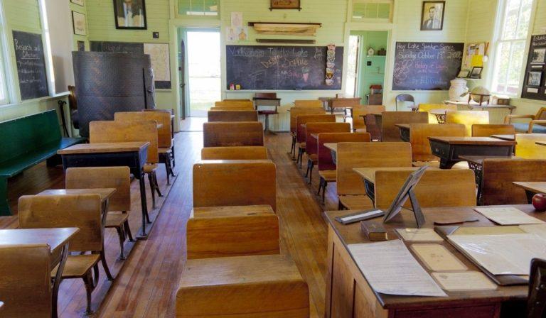 zona rossa chiuse scuole