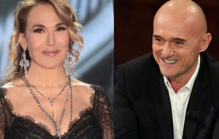 Alfonso Signorini Barbara D'Urso