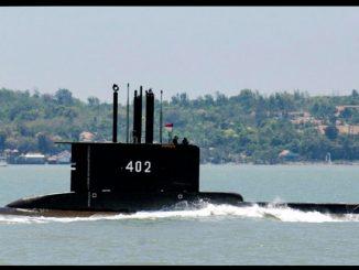 Bali, individuato dalle autorità indonesiane il sottomarino disperso