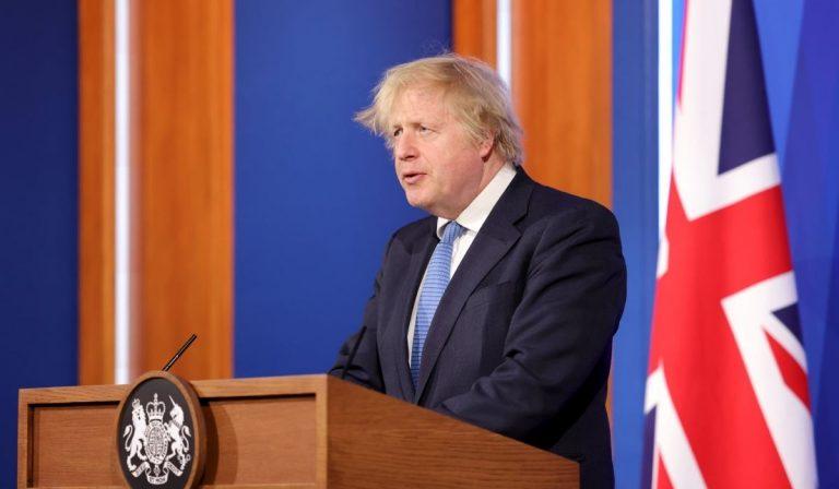 Boris Johnson superlega