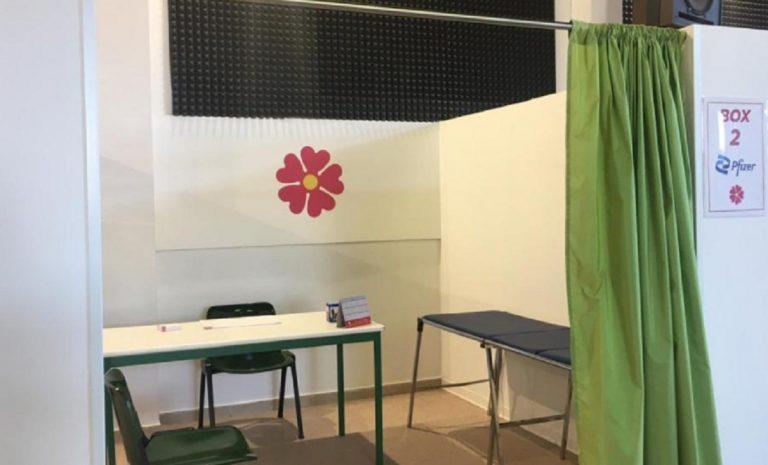 Centri vaccinali chiusi Irpinia