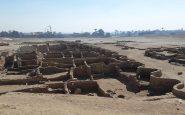 """Scoperta la """"città d'oro"""" in Egitto, nascosta per tremila anni"""