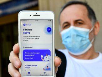 Le novità dell'app Immuni