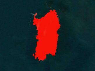 Come mai la Sardegna è passata velocmente da zona bianca a zona rossa?