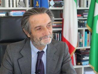 Nessun ritardo in Lombardia secondo Fontana sulla campagna vaccinale