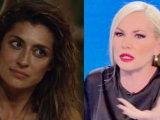 Elisa Isoardi Federica Panicucci