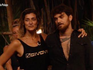 Elisa Isoardi e Andrea Cerioli