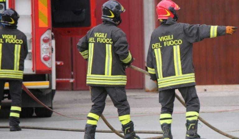 Esplosione appartamento Trieste