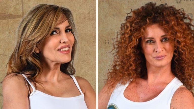 Fariba e Valentina Persia
